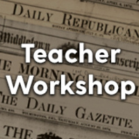 Research Support for Delaware Schools and Teachers: Chronicling America, UDLib/SEARCH and Digital Scholarship