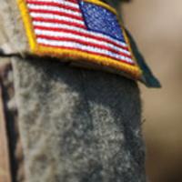 Push-ups for Veteran Suicide Awareness