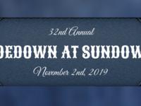 32nd Annual Hoedown at Sundown