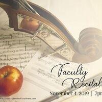 Trinity Faculty Recital
