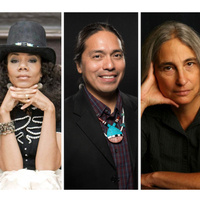 """""""Indigeneity, the Land, and Storytelling"""": A Difficult Dialogues Public Forum with Martha Redbone, Angelo Baca, and Anne Lewis"""