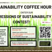 Sustainability Coffee Hour
