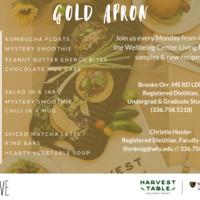 Gold Apron: Kind Bars