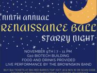 Graduate Diversity & Inclusion 2019 Renaissance Ball- Starry Night