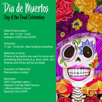 Día de Muertos/ Day of the Dead Celebration
