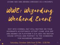WWE: Wizarding Weekend Event