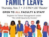 We LEAD Presents: Family Leave