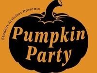 Halloween Pumkin Decorating Party