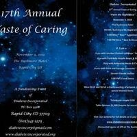 Taste of Caring - Diabetes Incorporated