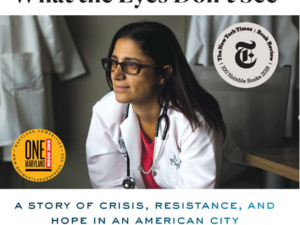 Author and Pediatrician Who Helped Uncover the Water Crisis in Flint at Brilliant Baltimore
