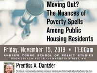 2019 PMAP Speaker Series - Prentiss A. Dantzler