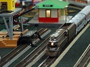 58th Atlanta Model Train Show and Sale