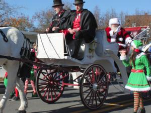 Lilburn Christmas Parade