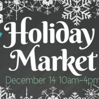 Holiday Market at City Plaza
