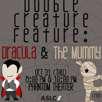Dracula/The Mummy Double Feature