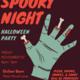 BSU's Spooky Night Halloween Party
