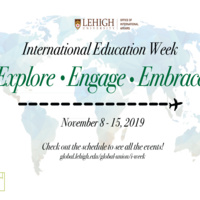 International Education Week Kick Off  | International Affairs