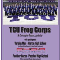 Ensemble Concert Series: TCU Frog Corps