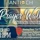 Apostolic Campus Ministry Prayer Walk