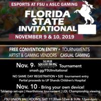 Florida State Invitational Super Smash Bros Tournament