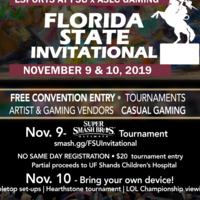Florida State Invitational League of Legends Viewing Party