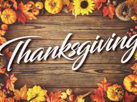 Thanksgiving Grand Brunch Buffet
