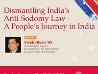 Dismantling India's Anti-Sodomy Law - A People's Journey in India