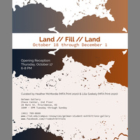 Exhibition | Land // Fill // Land