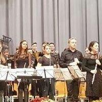 Fredonia Wind Ensemble with Ortenau Symphonic Youth