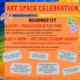 Student Arts Space Kick-off