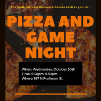 Pizza and Game Night