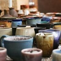 Aurora First Fridays Pottery Sale and Live Music