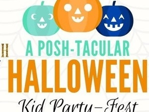 Posh-Tacular Halloween Kid Party-Fest