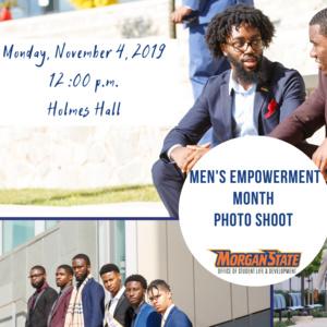 Men's Empowerment Photoshoot
