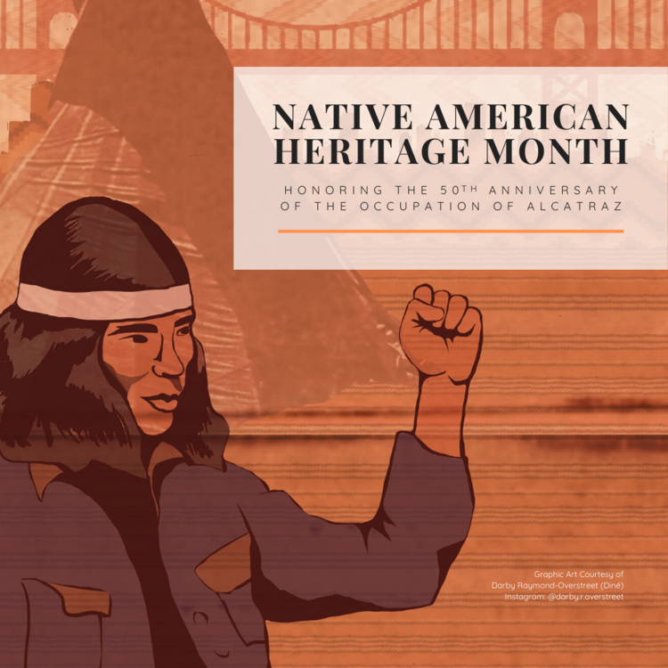 Nov 20, 2019: We Are Still Here: Native Activism and Resilience in the Bay Area at Faculty Alumni House
