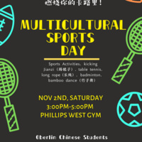 Multicultural Sports Day