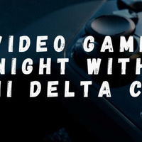 Video Game Night with Phi Delta Chi
