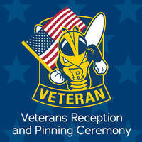 Veterans Reception and Pinning Ceremony