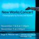 Dance NEW WORKS Concert 2019