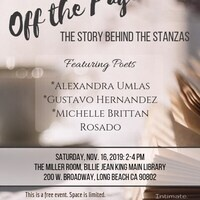 Off the Page: The Story Behind The Stanzas