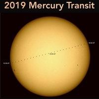 Public Viewing of Mercury Transit