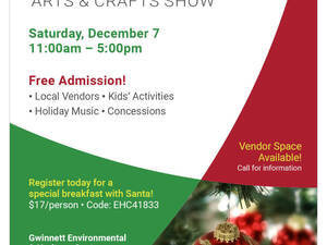 Holiday Arts and Crafts Show
