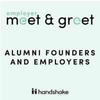 Employer Meet and Greet: Alumni Founders and Employers