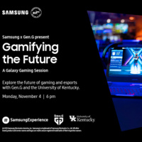 Gamifying the Future