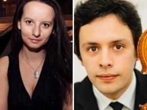 Teodora Adzharova, piano & Orest Smovzh, violin
