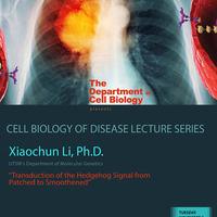 Cell Biology of Disease Seminar Series