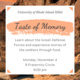 Taste of Memory