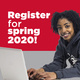 Class registration begins for Spring 2020