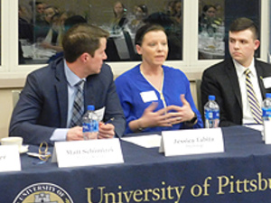 Pitt-Greensburg: Campus-to-Career Panel Discussion