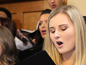 Music at Pitt-Greensburg presents the Kassia Ensemble and Pitt-Greensburg Chorale